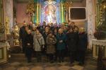 Dziękuję za modlitwę Koleżankom, Kolegom, Wychowawczyni ze szkoły w Gronowie