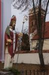 Nowa rzeźba św. Stanisława BM