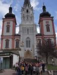Sanktuarium Maryjne w  Mariazell
